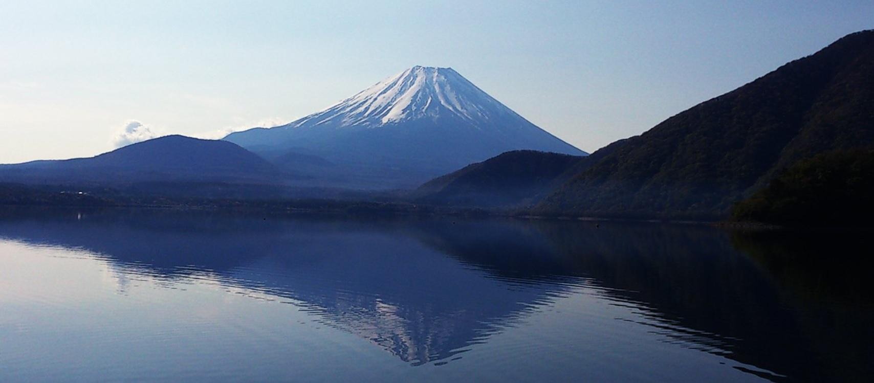 本栖湖の浩庵キャンプ場「ゆるキャン△」1話ネタバレ!ロケ地も巡ろう!