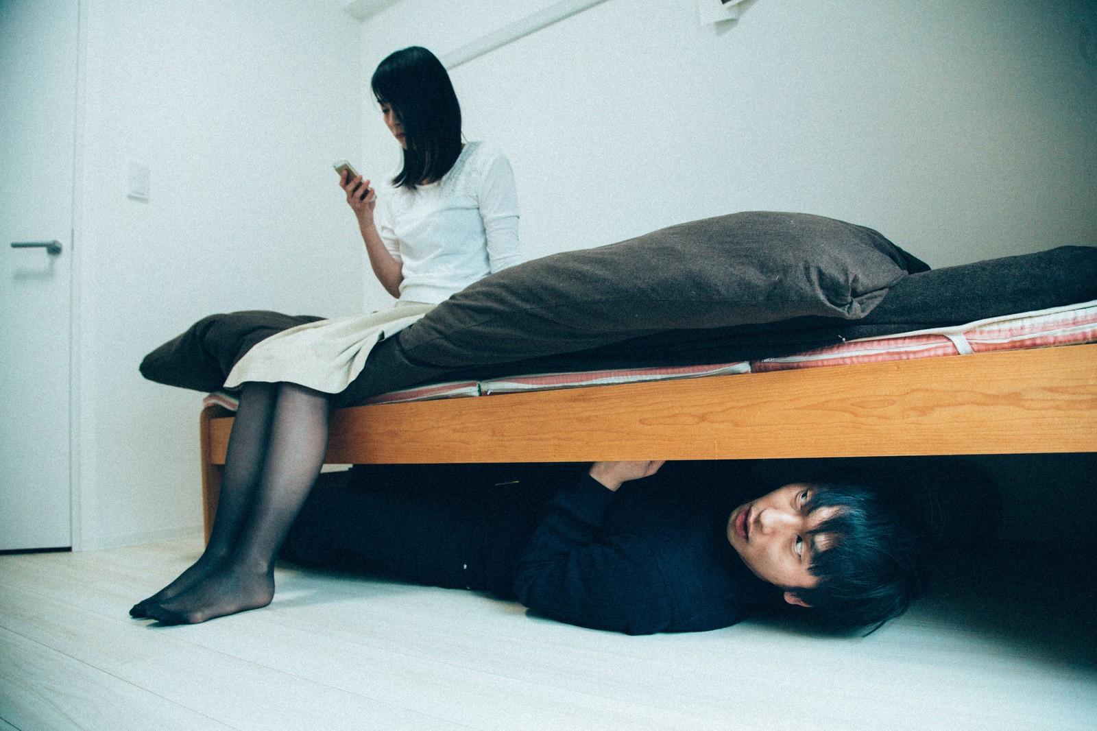 ホームルーム4話・5話ネタバレ!桜井のベッドの秘密を知られて